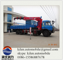 XCMG SANY brand 10 ton truck mounted mobile crane