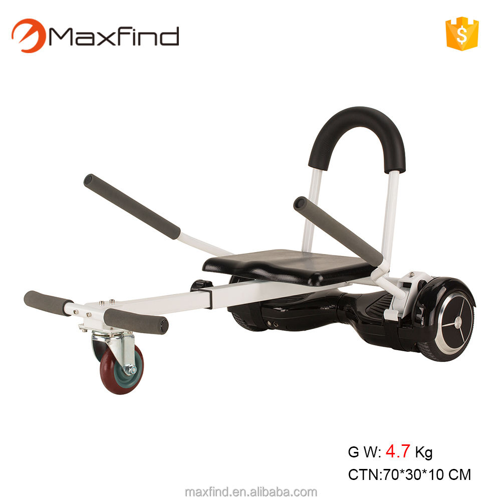 hover cart go kart for hoverboard/scooter with US warehouse