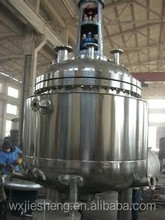 1000l industrial stainless steel chemical reactor