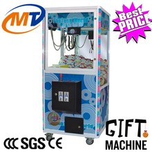 2015 Arcade luxury fantasy world hot sale toy gift vending crane claw game machine for sale