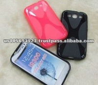 New arrival TPU cell phone cover for Sumsang I9300 Galaxy