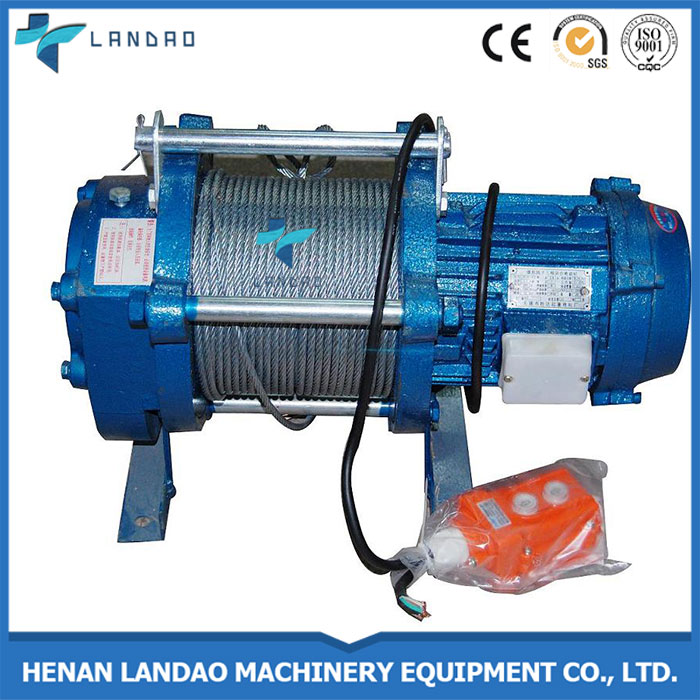 Good quality 12 volt winch, electric winch machine price moderate