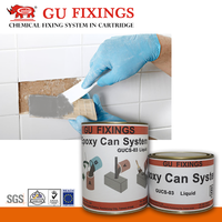 Magnet adhesive glue fast curing time epoxy building material tile