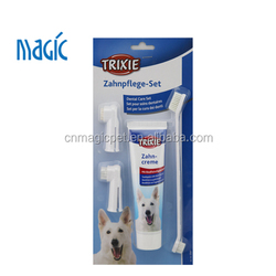 fatory supply OEM dental kit pet toothpaste