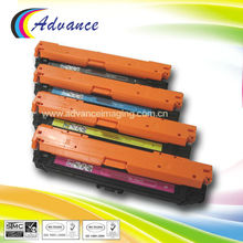 Compatible for HP CP5520 CP5525 M750 CE270A CE271A CE272A CE273A laser toner cartridge