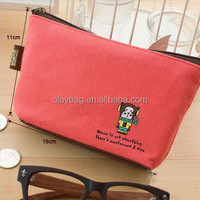 Wholesale New Fashion Canvas Small Coin Purses for Girls