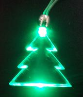 Christmas LED Light Flashing Necklace