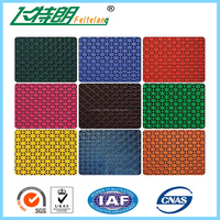 Interlocking Rubber tiles for Kitchen and Bathroom and Play ground
