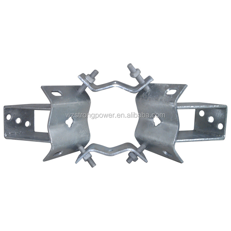 HDG Tranformer Pole Mounting Bracket