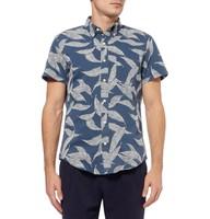 Printed Short-Sleeved mens hawaiian shirts