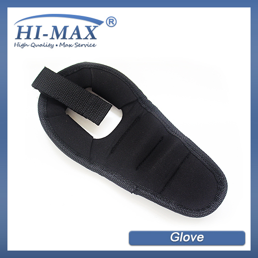 China Factory Adjustable Diving Flashlight Goodman Handle Glove