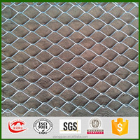 Best Price!Galvanized chain link fence /square wire mesh