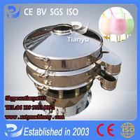 Tianyu brand rotary vibrating sieve with one year warranty