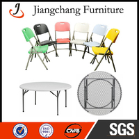Jiangchang Supply Wholesale Price Plastic Table And Chair JC-L06