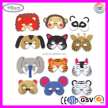 B855 Foam Funny Animal Mask Kids Animal Party Costume Halloween Eva Foam Mask