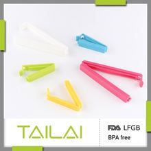 Competitive price China wholesale popular plastic bag closure clip