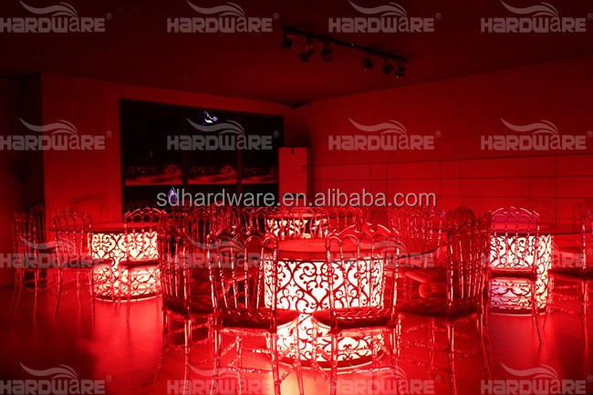 LED 웨딩 식탁 디자인 바 가구-금속 테이블 -상품 ID:60347059592-korean ...