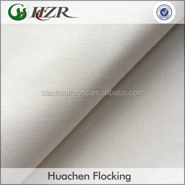 High Quality 3 Pass Foam Coated Blackout Curtain Lining Fabric