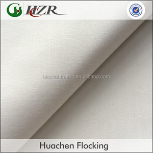 Poly/Cot 3 Pass Foam Coated Blackout Curtain Lining Fabric