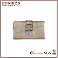 2013 latest PU leather lady wallet hot sale