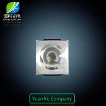 2 Chips in One Ultraviolet 0.5w 1Watt SMD 5050 UV LED 365nm+405nm for nail Lamp