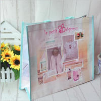 portable recyclable shopping bag non-woven bag manufacturer wholesale