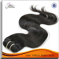 High Quality 100% Brazilian Human Hair Weft 10inch to 30inch