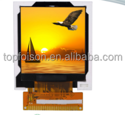 small screen tft lcd display 1.44 inch