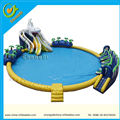 New inflatable water park for adults