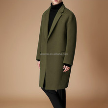 2017 fashion custom bespoke tailors slim formal mens overcoat