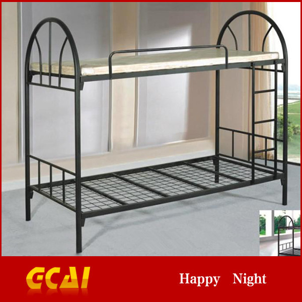cheap hotel metal bed frame