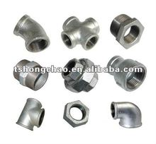NPT,BS malleable iron pipe fitting
