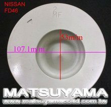 Piston for Nissan FD46