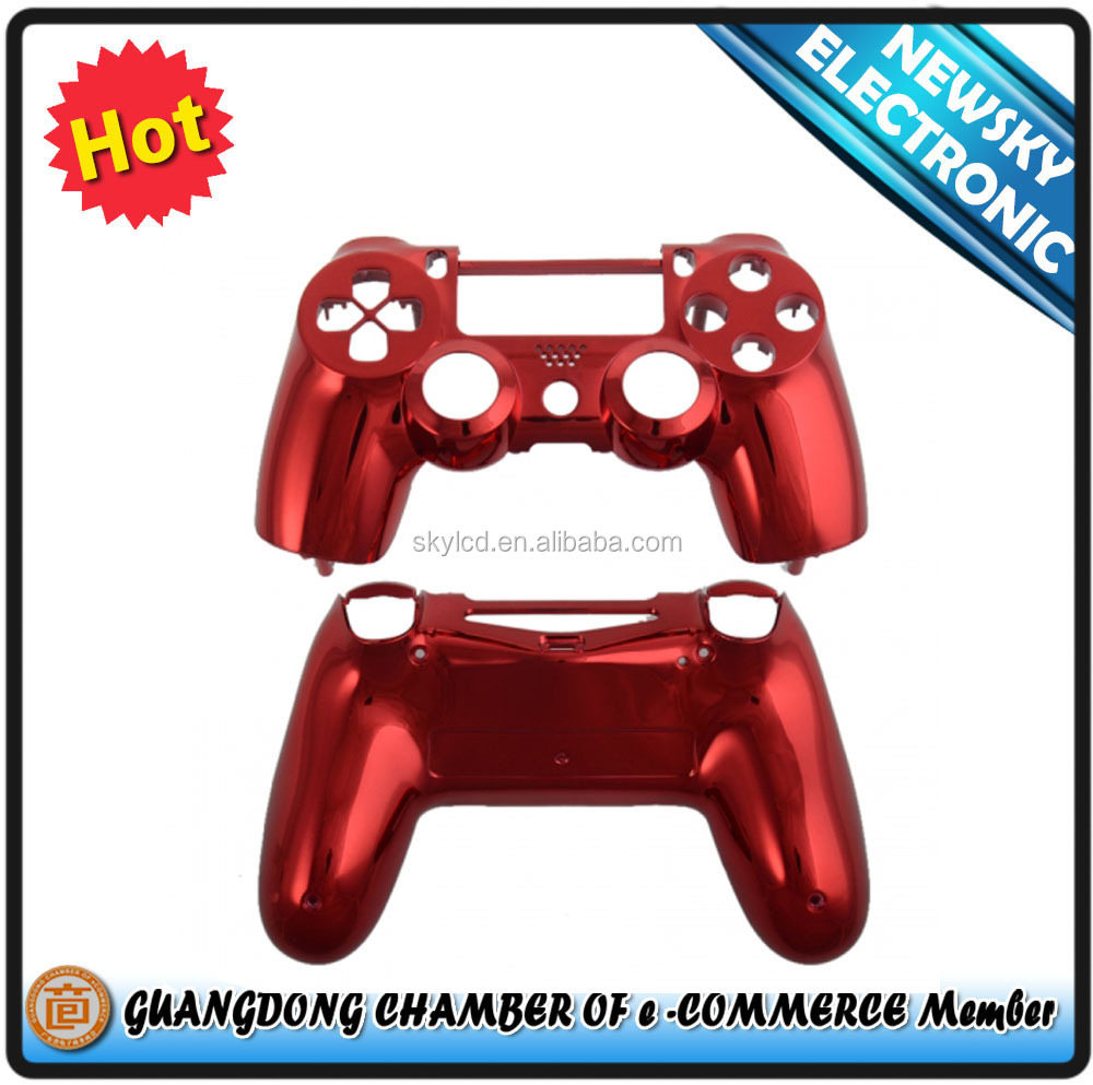 high quality controller shell for ps4 housing, button for ps4 controller shell