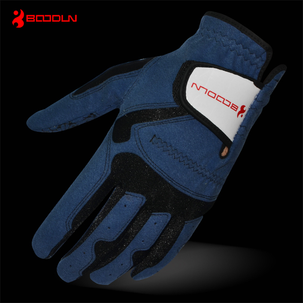 Custom made waterproof hot sell small quantity golf gloves for ladies