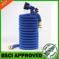 Upgrade Expandable Flex Garden Hose 50 Foot | Strong No Kink Expanding for Home, Garden, flowers