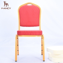 Wholesale stackable metal party catering used hotel banquet chair