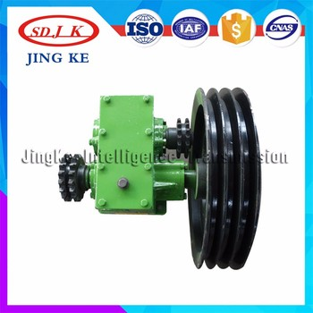 hot sale in other country The reversing coupling gear box for corn combine harvester