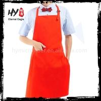 Eco-friendly apron custom logo durable safety apron