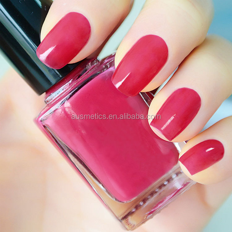 Cheap wholesale shinning nail polish non toxic organic gel nail polish