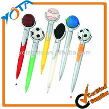 Pen plastic for promotion and advertising with logo printing