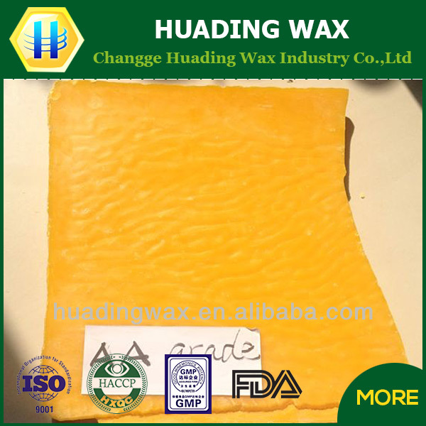 Church Candle Making Raw Material Natural And Best Qulity Honey Bee Wax