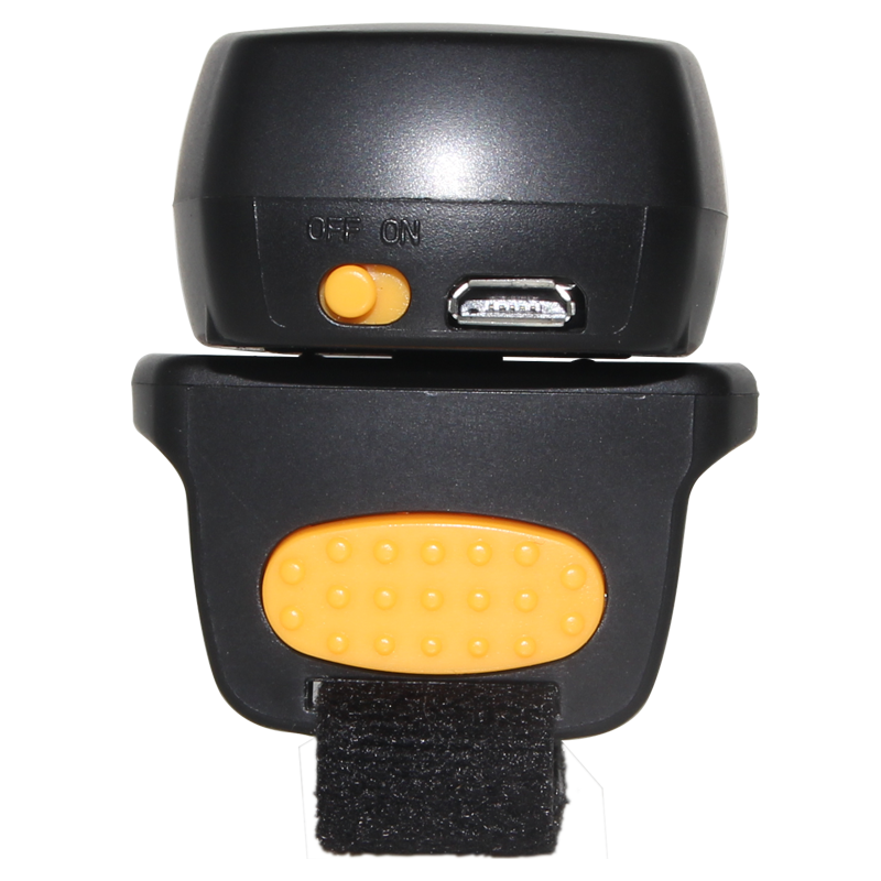 R2 2d mini bluetooth ring barcode scanner for Android, IOS, Windows system
