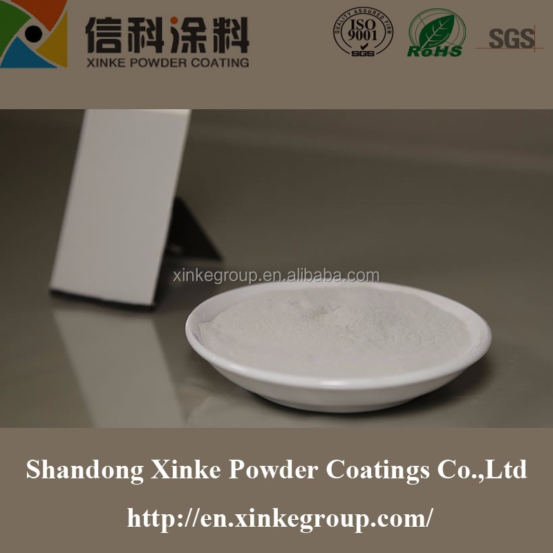 Shock Resistance Epoxy Polyester Powder Paint