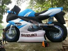 inflatable giant motorcycle/ inflatable advertising motorcycle model/ inflatable promotion motorcycle balloon