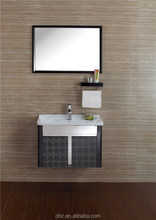 Hotel Stainless Steel Antique Bathroom cabinet/Vanity/Furture Made In China,087