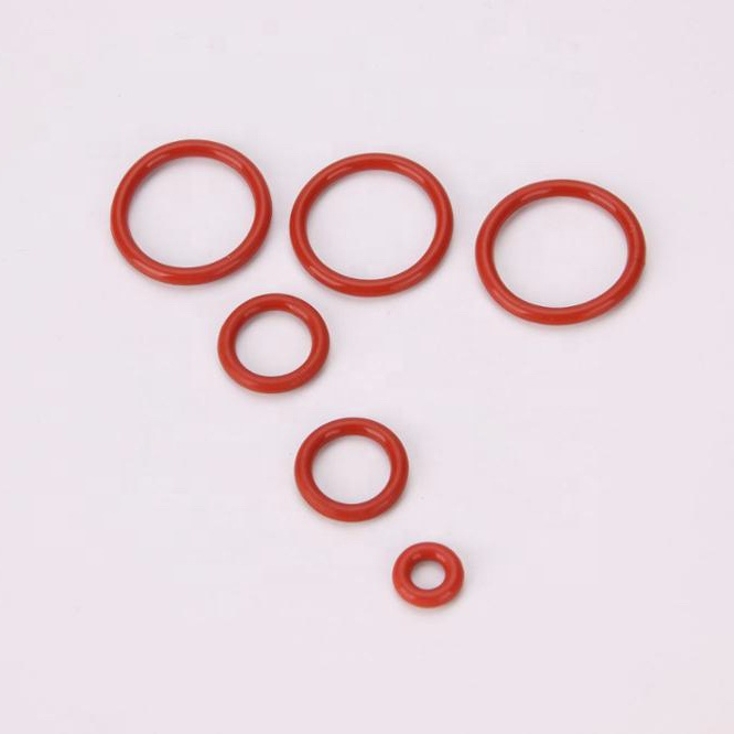 Customize Food Grade Colorful <strong>Silicone</strong> O Ring Rubber O Ring