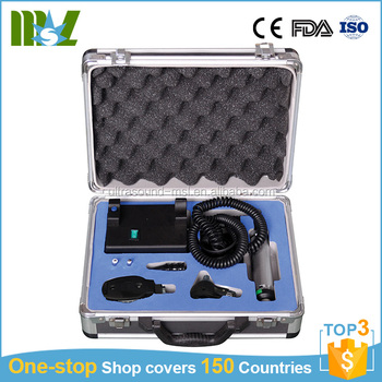 Cheap prices direct Diagnostic otoscope and ophthalmoscope set for hospital