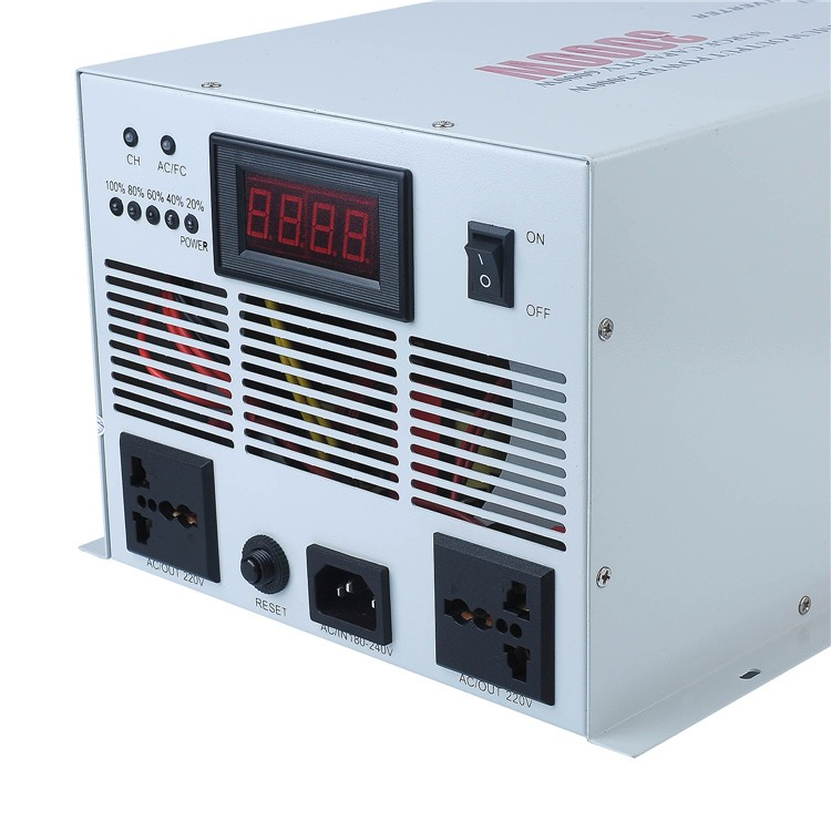 Low price 3000W DC12V TO AC220V 50HZ Pure sine wave inverter for solar off grid system,household,travelling,campingetc