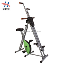 2017 NEW Design Maxi Climber Vertical Climber With Magnetic Exercise Bike